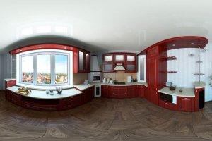 Угловая кухня Ангелина - Мебельная фабрика «Рамзес»
