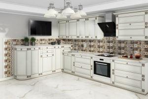 Угловая кухня Анжелика - Мебельная фабрика «Rits»