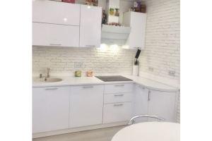 Угловая кухня белая - Мебельная фабрика «Гранд Мебель»