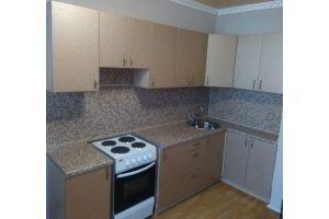 Угловая кухня бежевая - Мебельная фабрика «Хорда Мебель»