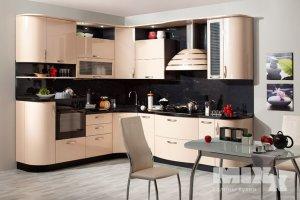 Угловая кухня Богема - Мебельная фабрика «Кухни MIXX»