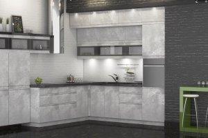Угловая кухня Бронкс - Мебельная фабрика «ЛЕКО»