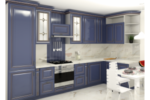 Угловая кухня Бьянка - Мебельная фабрика «Rits»
