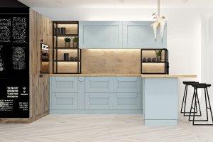 Угловая кухня Честер - Мебельная фабрика «Линда»