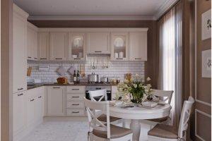 Угловая кухня Честер - Мебельная фабрика «Атлас-Люкс»