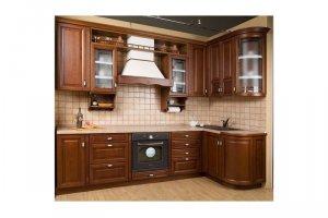 Угловая кухня ДЕЛМА - Мебельная фабрика «КухниДар»