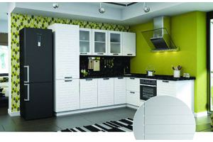 Угловая кухня Джаз - Мебельная фабрика «Модерн»