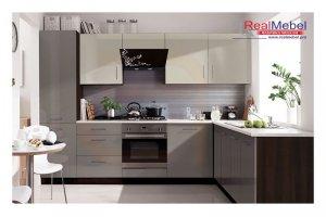 Угловая кухня ECОHOME - Мебельная фабрика «RealMebel»