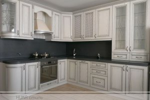 Угловая кухня Элла - Мебельная фабрика «Ника-Стиль»