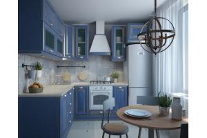 Угловая кухня Эмаль - Мебельная фабрика «ARTOKEAN»