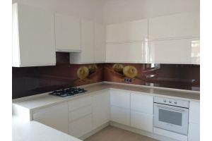 Угловая кухня эмаль - Мебельная фабрика «Элна»
