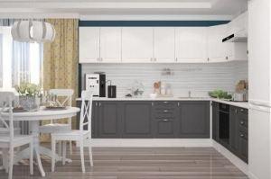 Угловая кухня Ева - Мебельная фабрика «Горизонт»