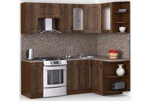 Угловая кухня Флорида ОКМ - Мебельная фабрика «OKMebell»