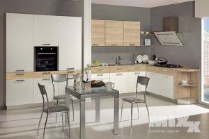 Угловая кухня Гарда - Мебельная фабрика «Кухни MIXX»