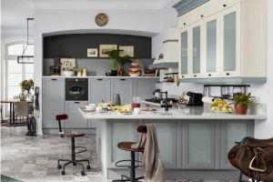 Угловая кухня Гавия - Мебельная фабрика «Лазурит»