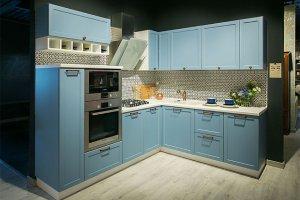 угловая кухня Глория - Мебельная фабрика «Кухни MIXX»