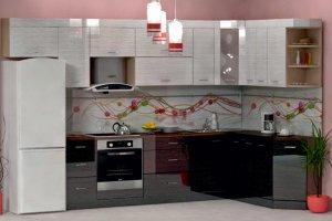 Угловая кухня глянец - Мебельная фабрика «МЫ (ИП Золотухин С.В.)»