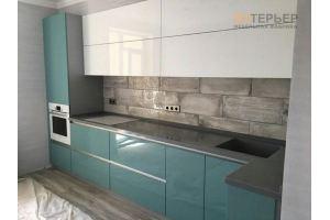 Угловая кухня Глянец - Мебельная фабрика «Интерьер»