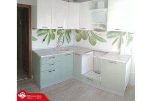 Угловая кухня Глянец - Мебельная фабрика «Смоленскмебель»