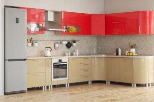 Угловая кухня Ирина - Мебельная фабрика «Эко»