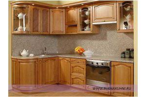 Угловая кухня классика - Мебельная фабрика «Buena»