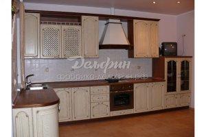 Угловая кухня Классика - Мебельная фабрика «Дельфин»