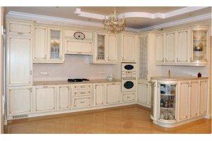Угловая кухня Классика - Мебельная фабрика «Прометей»