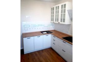 Угловая кухня Лайт - Мебельная фабрика «Дэрия»
