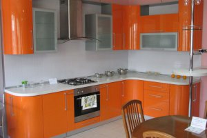 Угловая кухня ЛДСП - Мебельная фабрика «Арт Мебель»