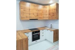 Угловая кухня ЛДСП - Мебельная фабрика «Лига»