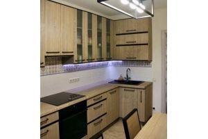 """Угловая кухня """"Loft"""" - Мебельная фабрика «Массив»"""
