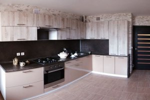 Угловая кухня Logika - Мебельная фабрика «Смоленскмебель»