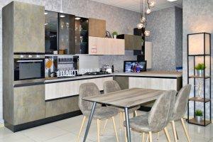 Угловая кухня Манчестер - Мебельная фабрика «Ульяновскмебель (Эвита)»