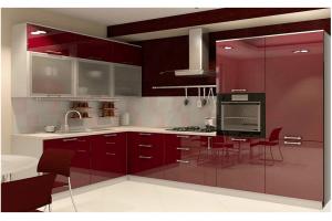 Угловая кухня Марокко - Мебельная фабрика «Формула Уюта»