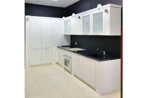 Угловая кухня Марселла МДФ, эмаль - Мебельная фабрика «Ульяновскмебель (Эвита)»