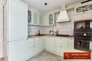 Угловая кухня массив Эри - Мебельная фабрика «Прима-сервис»