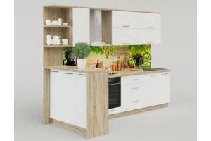 Угловая кухня МДФ - Мебельная фабрика «Идея комфорта»
