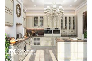 Угловая кухня МДФ - Мебельная фабрика «ДОК-Сервис»