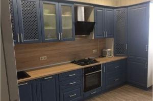 Угловая кухня МДФ - Мебельная фабрика «Прометей»