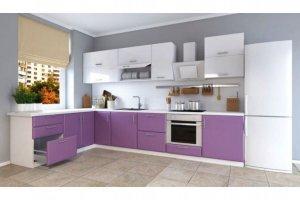 Угловая кухня МДФ Верона 5 - Мебельная фабрика «Баронс»