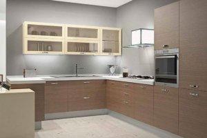 Угловая кухня Moderno  Beatrice - Импортёр мебели «Latini»