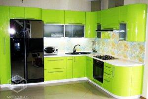 Угловая кухня Монталия 101 - Мебельная фабрика «Монолит»