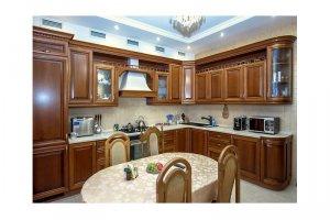 Угловая кухня МУРСИЯ - Мебельная фабрика «КухниДар»