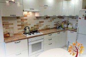Угловая кухня на заказ - Мебельная фабрика «Эльф»