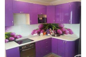 Угловая кухня на заказ - Мебельная фабрика «Интерьер»