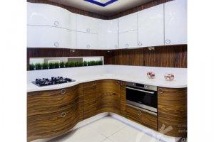 Угловая кухня Натюрель - Мебельная фабрика «Оранжевый Кот»