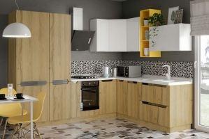 Кухонный гарнитур Нэро - Мебельная фабрика «Эстель»