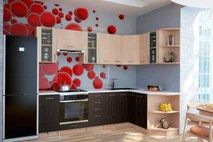 Угловая кухня Одри ОКМ - Мебельная фабрика «OKMebell»