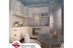 Угловая кухня Орнелла - Мебельная фабрика «Смоленскмебель»