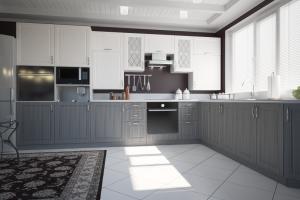 Угловая кухня Парма - Мебельная фабрика «ЛЕКО»